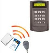Time attendance management with proximity cards reader and issuing your employees with credit card sized cards or key fobs you can have this type of big business system at a small business price colourmoves